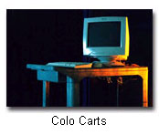 Data center colo cart
